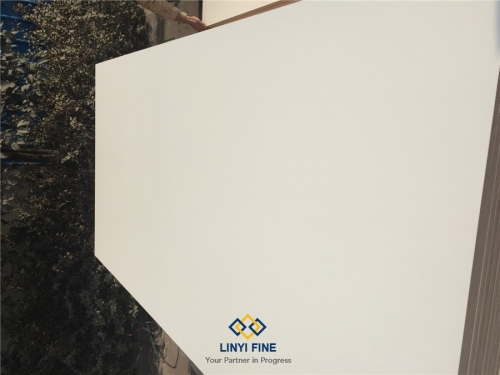 16mm White Melamine Faced Plywood