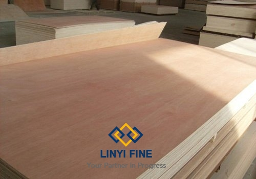 Premium Okoume Faced Plywood